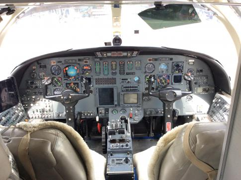 Aircraft for Sale in Denmark: 1989 Cessna 550 - 3