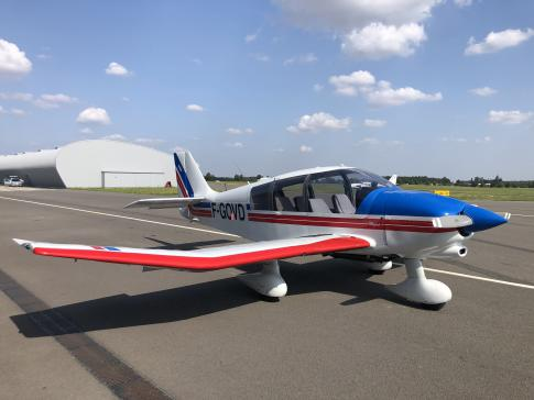 Aircraft for Sale in Chartres, France: 1992 Robin DR 400-180
