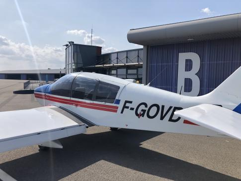 Off Market Aircraft in France: 1992 Robin DR 400-180 - 3