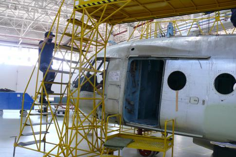 Aircraft for Sale in Russia: 1992 Mil MI-8MTV-1 - 3