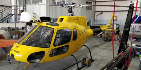 Aircraft for Sale in Spain: 1983 Eurocopter AS 350B2 Ecureuil