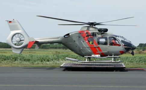 Aircraft for Sale in Germany: 2009 Eurocopter EC 135P2+