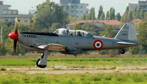 Aircraft for Sale in Italy: 1951 Fiat G.59 - 3