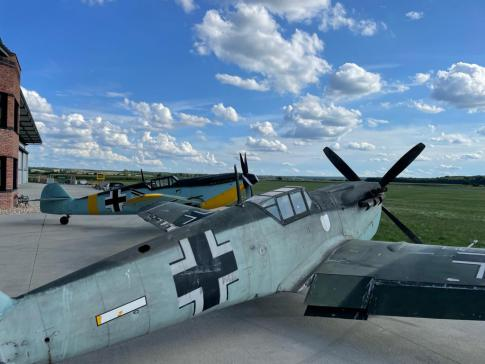 Aircraft for Sale in United States: 1958 Messerschmitt Bf 109