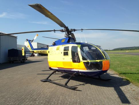 Aircraft for Sale in Germany: 1974 Eurocopter Bo 105-C