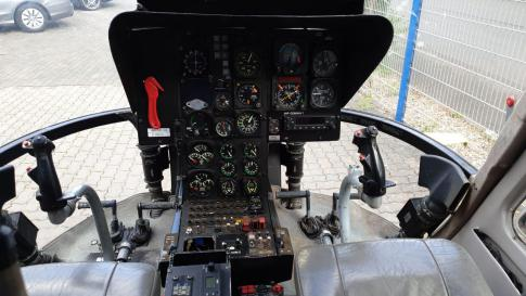 Aircraft for Sale in Germany: 1974 Eurocopter Bo 105-C - 3