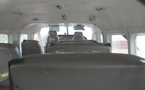 Off Market Aircraft in Indonesia: 2008 Cessna 208C - 3