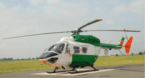 Aircraft for Sale in Germany: 1992 Eurocopter BK 117B2