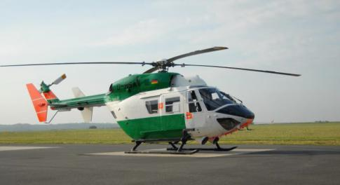 Aircraft for Sale in Germany: 1992 MBB BK 117 B-2 - 2