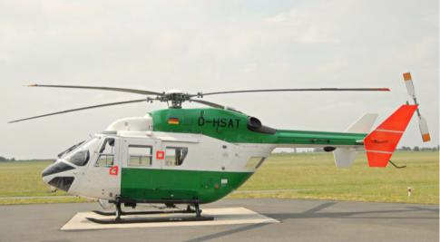 Aircraft for Sale in Germany: 1992 MBB BK 117 B-2 - 3