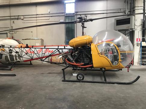 Aircraft for Sale in Italy: 1900 Agusta  - 2