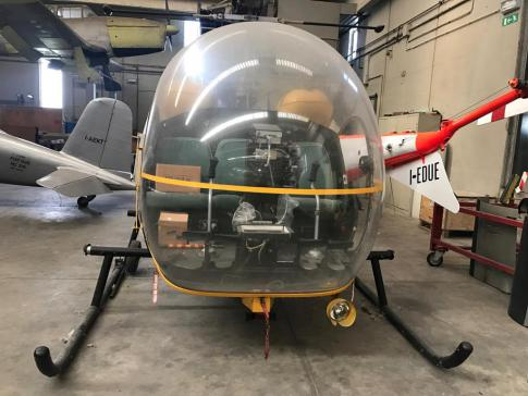 Aircraft for Sale in Italy: 1900 Agusta  - 3