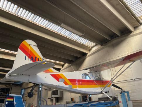 Aircraft for Sale in Italy: 1900 Stinson 105/L-5