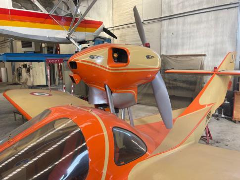 Aircraft for Sale in Italy: 1900 Osprey Aircraft Osprey II - 3