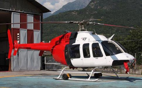Aircraft for Sale in Switzerland: 1998 Bell 407