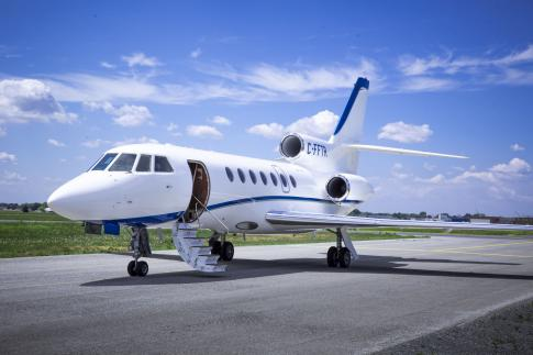 Aircraft for Sale in Montreal, Quebec, Canada: 2001 Dassault 50EX Falcon