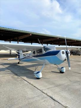 Aircraft for Sale in San Marcos, Texas, United States (KHYI): 1946 Cessna 140