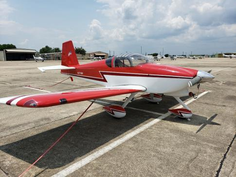 Aircraft for Sale in San Marcos, Texas, United States (KHYI): 2005 Vans RV-7A
