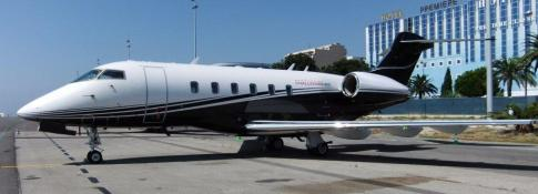Off Market Aircraft in UK: 2004 Bombardier Challenger 300 - 1