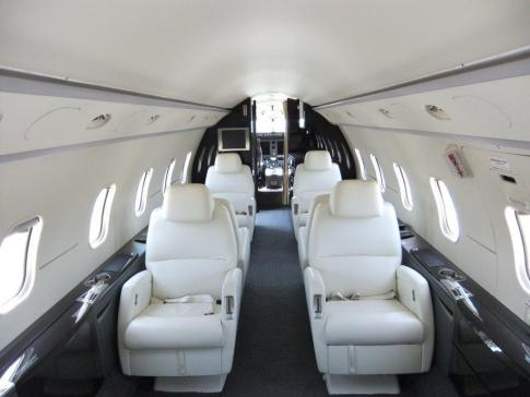Off Market Aircraft in UK: 2004 Bombardier Challenger 300 - 2
