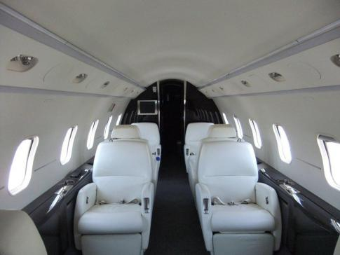 Off Market Aircraft in UK: 2004 Bombardier Challenger 300 - 3