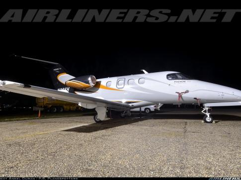 Off Market Aircraft in Florida: 2008 Embraer Phenom 100 - 1