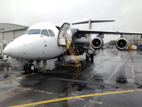 Aircraft for Sale/Lease/ACMI Lease/Wet Lease/Damp Lease/Dry Lease/Charter/Share/Rental in Romania: 1990 BAe 146-200QC - 1