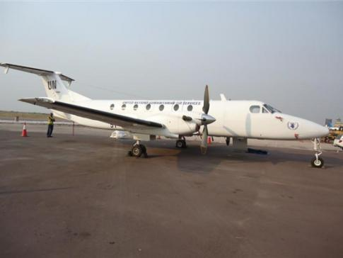 Off Market Aircraft in USA: 1989 Beech 1900C - 1