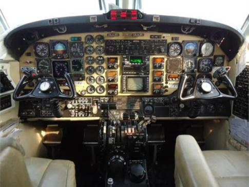 Off Market Aircraft in USA: 1989 Beech 1900C - 3