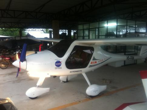 Off Market Aircraft in Thailand: 2012 Pipistrel Virus SW - 1