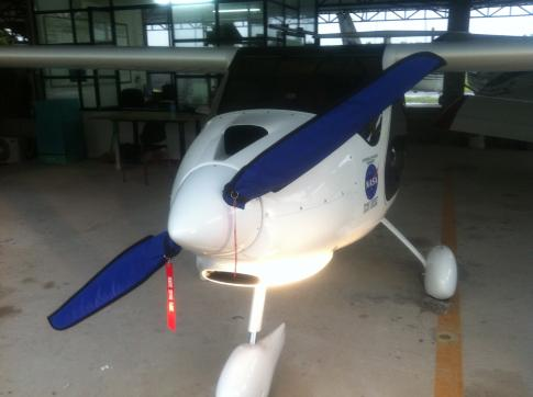 Off Market Aircraft in Thailand: 2012 Pipistrel Virus SW - 2