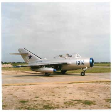 Off Market Aircraft in Argentina: 1955 MiG 15UTi - 1